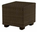 Whitecraft by Woodard Montecito Wicker Bunching Table
