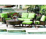 Whitecraft by Woodard North Shore Seating Set