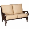 Whitecraft by Woodard North Shore Wicker Loveseat