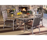 Whitecraft by Woodard River Run Dining Set