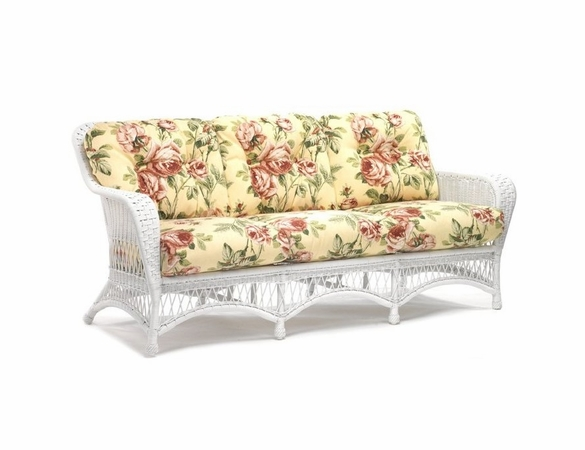 Whitecraft by Woodard Sommerwind Sofa Set