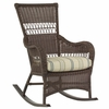 Whitecraft by Woodard Sommerwind Wicker Rocker