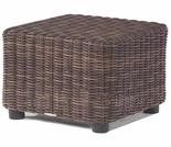 Whitecraft by Woodard Sonoma Wicker Square End Table