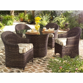 Whtiecraft by Woodard Sonoma Dining Set
