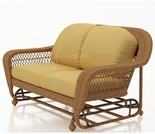 Wicker Forever Patio Catalina Double Glider