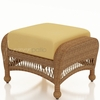 Wicker Catalina Ottoman