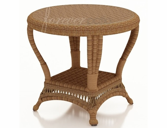 Wicker Forever Patio 3 Pc Catalina Rocking Chat Set