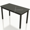 """Wicker Forever Patio Barbados 72"""" Rectangular Pub Height Table"""