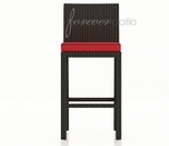 Wicker Forever Patio Barbados Bar Stool