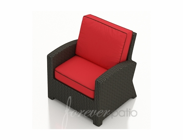 Wicker Forever Patio Barbados Club Chair