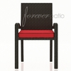 Wicker Forever Patio Barbados Dining Armchair