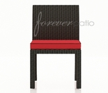 Wicker Forever Patio Barbados Dining Side Chair