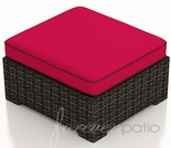 "Wicker Forever Patio Capistrano 29"" Ottoman"
