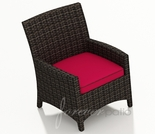 Wicker Forever Patio Capistrano Dining Armchair