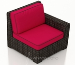 Wicker Forever Patio Capistrano Right Arm Facing Chair