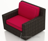 Wicker Forever Patio Capistrano Swivel Glider