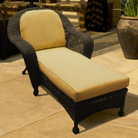 Wicker Forever Patio Catalina Chaise Lounge