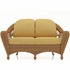 Wicker Forever Patio Catalina Loveseat