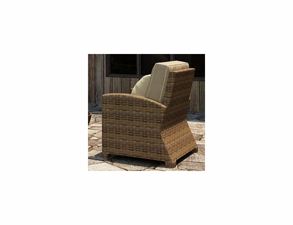 Wicker Forever Patio Cypress Club Chair