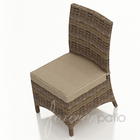 Wicker Forever Patio Cypress Dining Side Chair