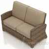 Wicker Forever Patio Cypress Loveseat