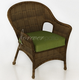 Wicker Forever Patio Rockport Lounge Chair