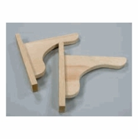 Windowbox Mounting Brackets - Pair