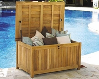 Wood Outdoor Storage