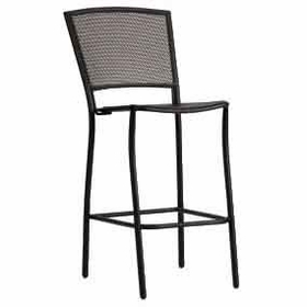 Woodard Albion Stationary Bar Stool