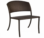 Whitecraft by Woodard Barlow Dining Wicker Side Chair