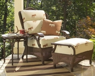 Woodard Chatham Run Outdoor Wicker Furniture