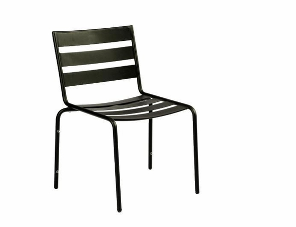 Woodard Metro Wrought Iron Bistro Set