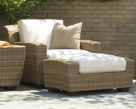Woodard Saddleback Outdoor Wicker Furniture