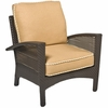 Whitecraft by Woodard Trinidad Wicker Lounge Chair