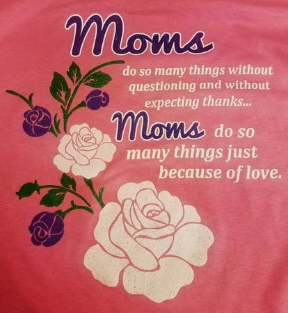 2018 Mothers Day Shirt