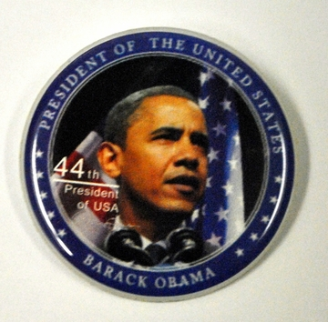44th President Flashing Button