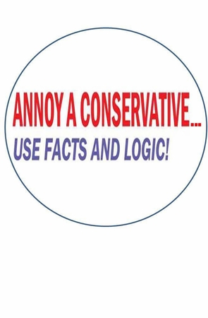 Annoy A Conservative Button