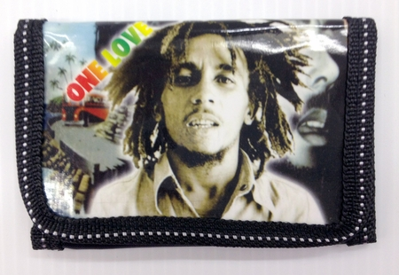 Bob Marley One Love Wallet