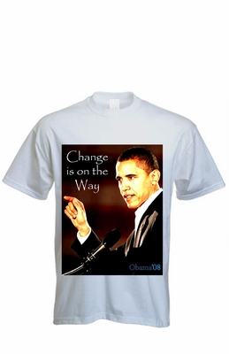 Change is on the Way T-Shirt