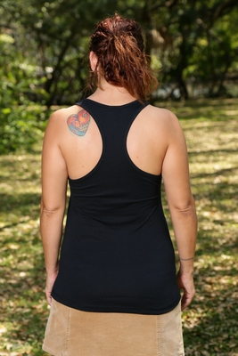 Coexist Racer Back Tank Top
