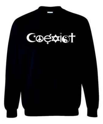 Coexist Sweatshirt