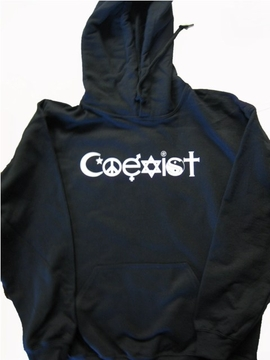 Coexist Hoodies
