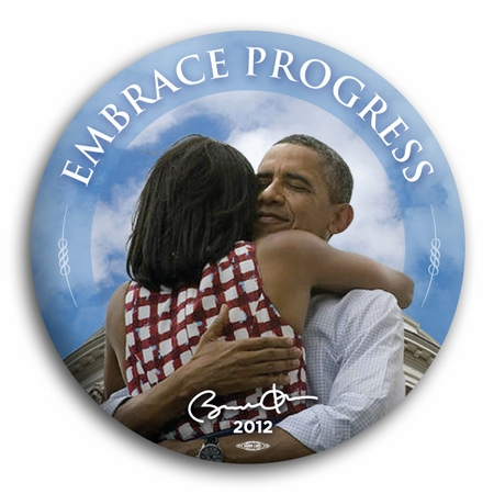 Embrace Progress Button