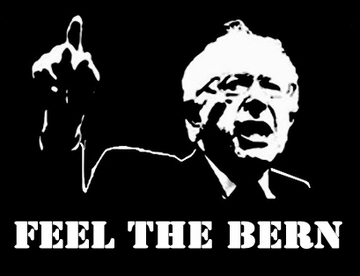 Feel the Bern T-Shirt - As Low As $7.50 each!