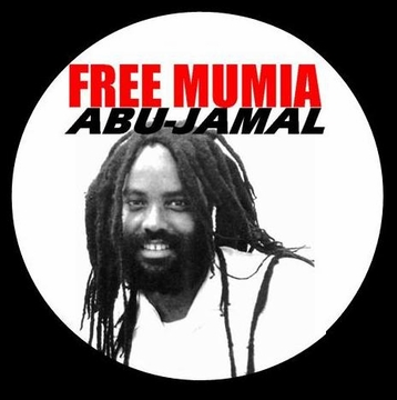 Free Mumia Button