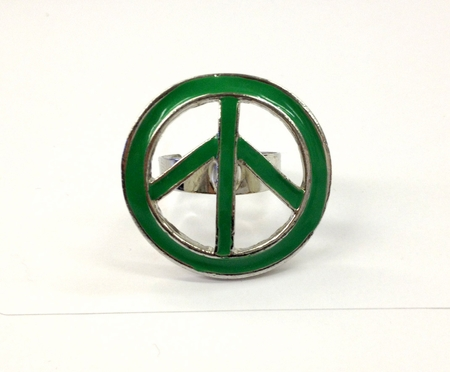Green Peace Ring