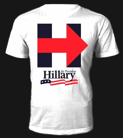 Hillary Clinton For President T-Shirts
