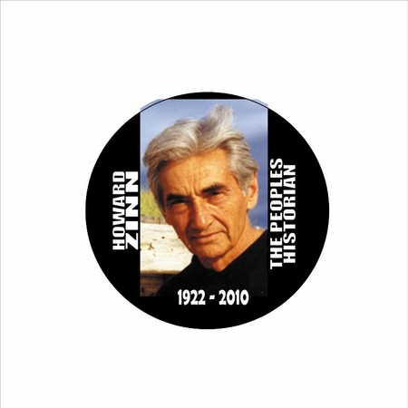 Howard Zinn Button