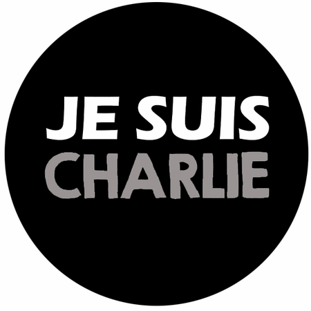 JE SUIS CHARLIE - Shirts, Bag, Button -Show Your Solidarity!