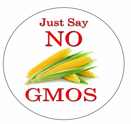 Just Say No GMOS Button